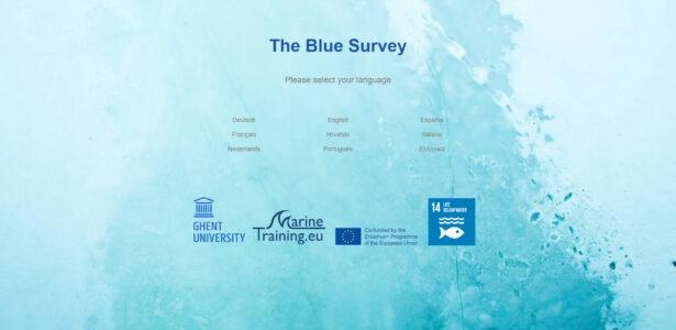 The Blue Survey – ankieta